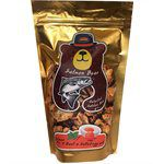 MyHuo Recommended Snacks - Salmon Bear 鹹蛋黃鮭魚皮脆片-70g