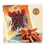 MyHuo Recommended Snacks - 天素 木柴豆乾-300g