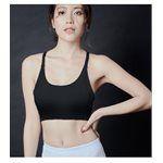 sexy in shape - Sportsgirl Y字美背運動內衣-黑