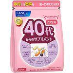 FANCL - 女性40代八合一綜合維生素-30袋入