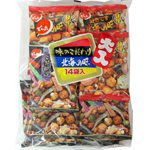 Japanese snacks - 北海二色綜合豆菓子-319.9g