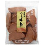 Japanese snacks - 竹屋煎餅 半月味噌煎餅-132g