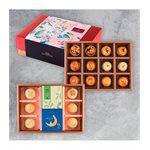 Cherry-Grandfather - 【中秋禮盒】團圓伴月禮盒(預計9/2 陸續出貨)-1盒