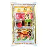 Japanese snacks - 日本津山屋 綜合和果子-249g