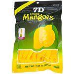 異國零食 - 7D 菲律賓芒果乾-200g