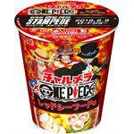 湯 / 乾拌麵 - 明星 航海王系列辣海鮮味杯麵-70g