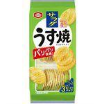 Japanese snacks - 亀田製菓沙拉風味仙貝-84.9g