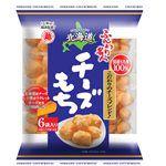Japanese snacks - 越後起司泡苿米果-66g