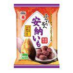 Japanese snacks - 越後安納芋味名人米果-60g