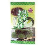 Japanese snacks - 久保田抹茶紅豆味大福-130g
