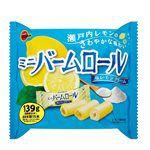 Bourbon - 迷你蛋捲 檸檬鹽風味-133.5g