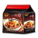 湯 / 乾拌麵 - 紅廚 櫻花蝦辣湯風味包麵-420g