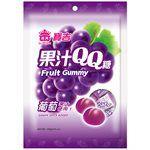 義美 - 寶吉果汁QQ糖- 葡萄-88g