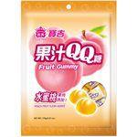 義美 - 寶吉果汁QQ糖- 水蜜桃-88g