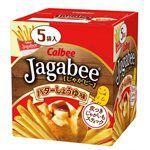 calbee - 加卡比薯條- 醬油奶油味-5入