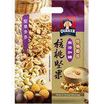 QUAKER - 無添加糖核桃堅果燕麥-12入