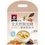 桂格 - 全天然100%無加糖超級穀珍系列-藜麥堅果穀珍-25gx10入