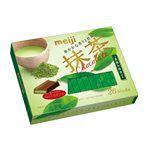 Meiji - 抹茶夾餡巧克力-120g