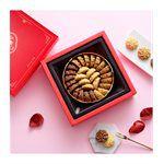 MyHuo Recommended Snacks - 【新年禮盒】鴻鼎菓子 繽紛三色曲奇餅(預計1/6陸續出貨)-1組