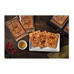 MyHuo Recommended Snacks - 【新年禮盒】嘉冠喜 三太子煎餅禮盒 (預計12/30陸續出貨)-12入