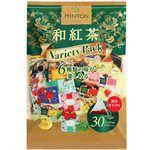 日本直購專區 - MINTON TEA日本和紅茶綜合包-30包