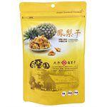 MyHuo Recommended Snacks - 台南白堊園 鳳梨干-160g