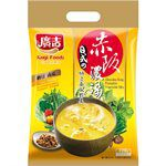MyHuo Recommended Snacks - 廣吉 赤阪濃湯 納豆南瓜野菜-10入