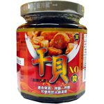 MyHuo Recommended Snacks - 干貝XO醬小辣-285g