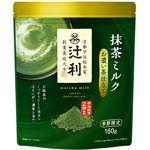 日本零食館 - 特濃抹茶牛奶粉-160g