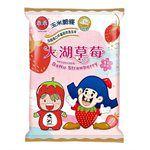 MyHuo Recommended Snacks - 乖乖玉米脆條大湖草莓-1入