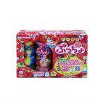 UHA - 草莓 優格瓶裝軟糖九州版-152g
