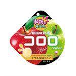 UHA - UHA味覺糖 純正100%果汁軟糖- 雙蘋果味-40g
