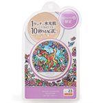 Japan buyer_makeup - 日本MISSHA迪士尼聯名水光肌氣墊粉餅-No.23(小鹿斑比)-1入