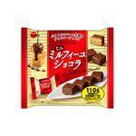 北日本 - 巧克力千層威化餅乾-106g