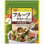 日清 - 宇治抹茶綜合水果穀物脆-500g