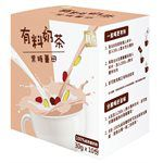 糖鼎養生黑糖磚 (品牌85折) - 有料奶茶 四合一黑糖薑母-30gx10