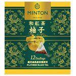 日本直購專區 - 日本MINTON柚子和紅茶-12入