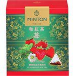 日本直購專區 - 日本MINTON草莓和紅茶-10入