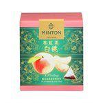 日本直購專區 - 日本MINTON白桃和紅茶-10入