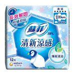 蘇菲 - 清涼薄荷衛生棉