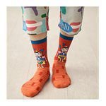 財財的手作基地 - Bipulent 台灣wow襪-三太子