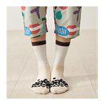 財財的手作基地 - Bipulent 台灣wow襪-珍珠奶茶