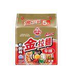 湯 / 乾拌麵 - 韓國不倒翁金拉麵- 辣味-5入