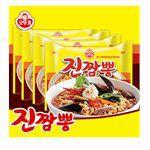 湯 / 乾拌麵 - 金螃蟹海鮮風味拉麵-4包
