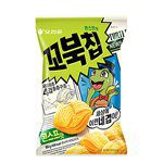 好麗友 - 烏龜玉米脆餅-玉米濃湯-80g
