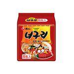 湯 / 乾拌麵 - 農心-香辣海鮮烏龍麵-120g x4入