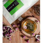 茶粒茶 - 玫瑰油切綠茶-10入/包
