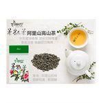 茶粒茶 - 國畫盒裝原片茶葉-阿里山高山茶-120g