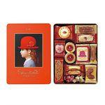 TIVOLINA - 橘帽禮盒-12種口味-214.8g