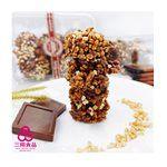 三陽食品 - 杏仁巧克力米果-150g±5%